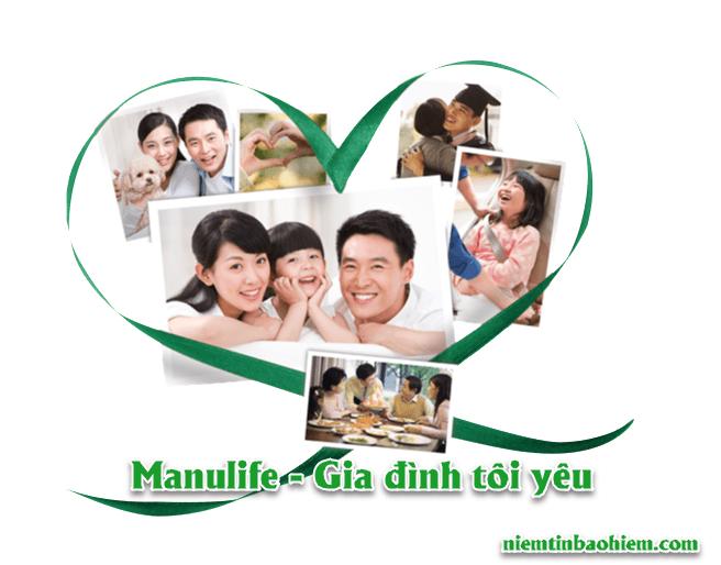Giới thiệu và đánh giá Manulife Gia đình tôi yêu